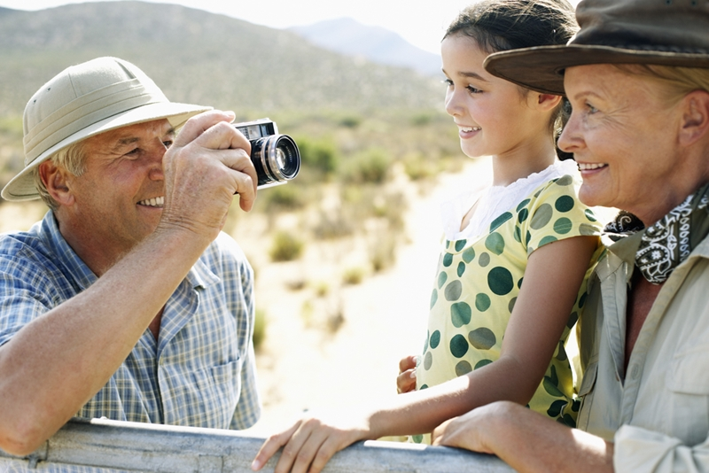Have an unforgettable safari holiday with the whole family.